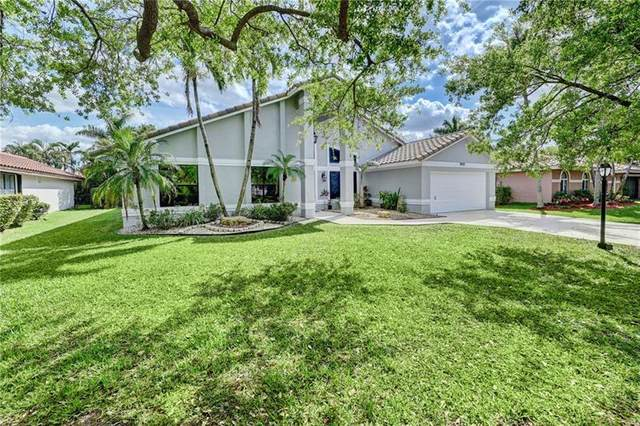 9072 NW 53rd Mnr, Coral Springs, FL 33067 (MLS #F10274268) :: Castelli Real Estate Services