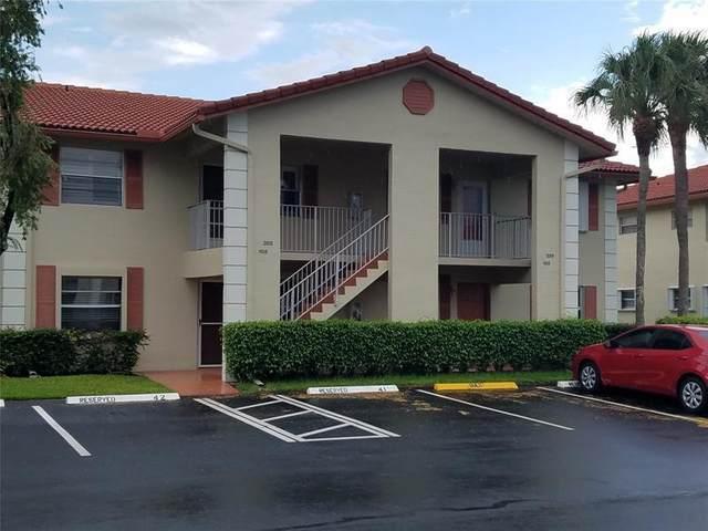 3011 Holiday Springs Blvd #105, Margate, FL 33063 (MLS #F10274284) :: Castelli Real Estate Services