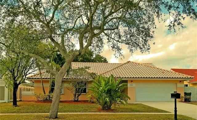 1180 NW 161st Ave, Pembroke Pines, FL 33028 (MLS #F10274300) :: Berkshire Hathaway HomeServices EWM Realty