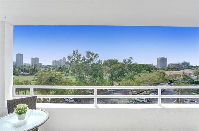 20355 NE 34th Ct #524, Aventura, FL 33180 (MLS #F10274318) :: Berkshire Hathaway HomeServices EWM Realty