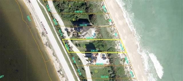 8000 S Ocean Dr, Jensen Beach, FL 34957 (#F10274322) :: Heather Towe   Keller Williams Jupiter