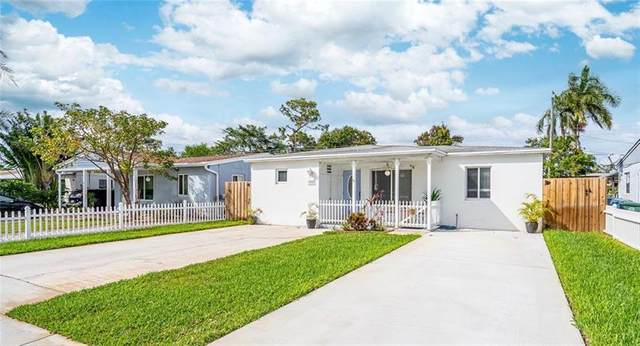 331 NW 51st St, Oakland Park, FL 33309 (MLS #F10274323) :: The Jack Coden Group