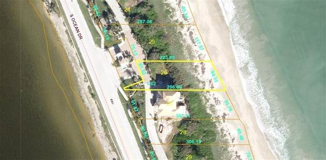 8120 S Ocean Dr, Jensen Beach, FL 34957 (#F10274327) :: Real Treasure Coast