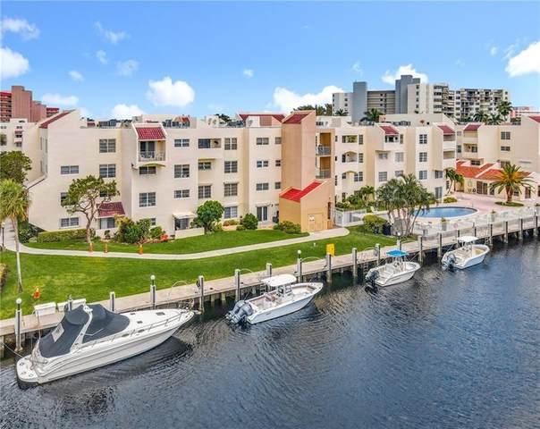 2860 NE 14th Street Cswy D208, Pompano Beach, FL 33062 (MLS #F10274328) :: Castelli Real Estate Services