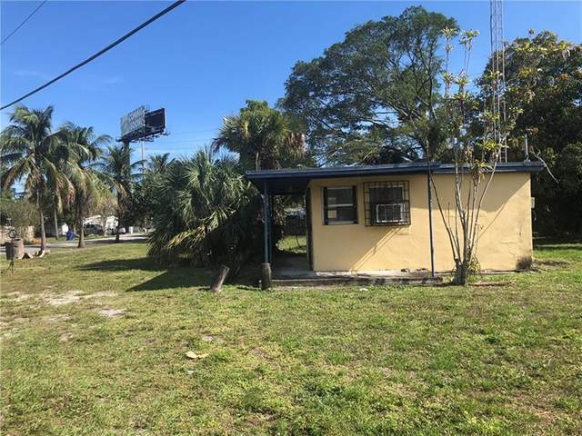 625 NW 22nd Rd, Fort Lauderdale, FL 33311 (MLS #F10274340) :: Green Realty Properties