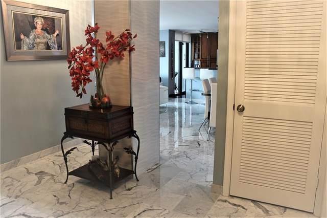 1000 S Ocean Blvd 14-I, Pompano Beach, FL 33062 (MLS #F10274341) :: Green Realty Properties