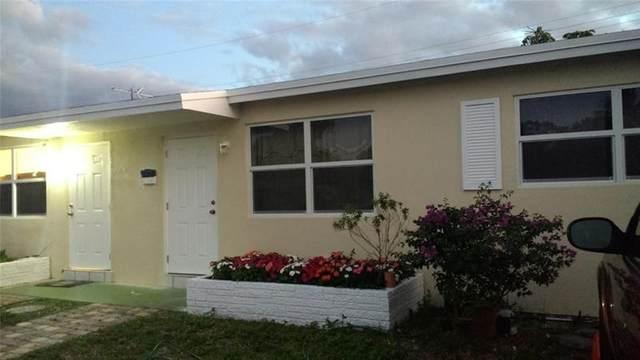 150 NE 35th St, Pompano Beach, FL 33064 (MLS #F10274373) :: Castelli Real Estate Services