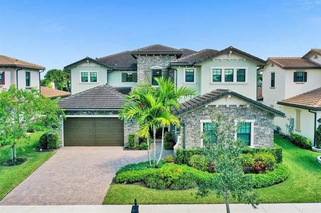 8920 E Watercrest Circle, Parkland, FL 33076 (MLS #F10274423) :: Castelli Real Estate Services