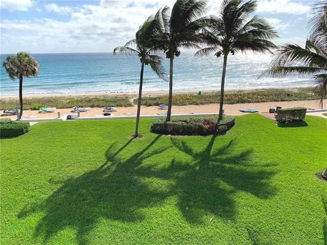 1043 Hillsboro Mile 16D, Hillsboro Beach, FL 33062 (MLS #F10274486) :: Castelli Real Estate Services