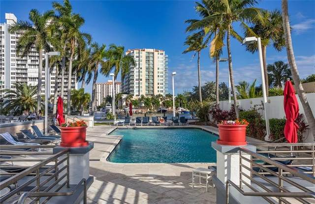 2670 E Sunrise Blvd #905, Fort Lauderdale, FL 33304 (#F10274504) :: Baron Real Estate