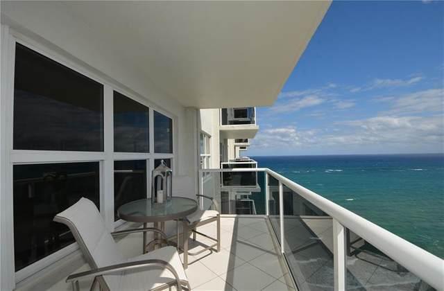3500 Galt Ocean Dr #2604, Fort Lauderdale, FL 33308 (#F10274552) :: Baron Real Estate