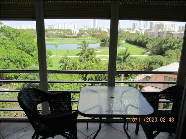 1000 NE 14th Ave #709, Hallandale Beach, FL 33009 (#F10274568) :: Signature International Real Estate