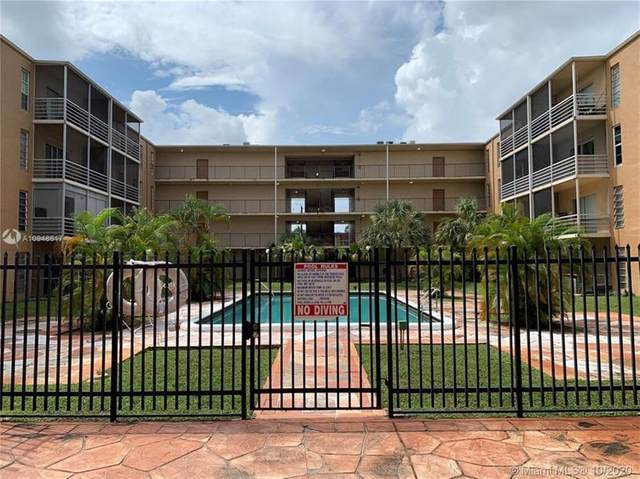 4848 NW 24th Court #409, Lauderdale Lakes, FL 33313 (#F10274572) :: The Rizzuto Woodman Team