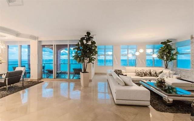 2100 N Ocean Blvd 26A, Fort Lauderdale, FL 33305 (#F10274590) :: Baron Real Estate