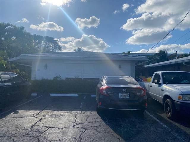 315 SE 12th Ave, Pompano Beach, FL 33060 (MLS #F10274603) :: Green Realty Properties