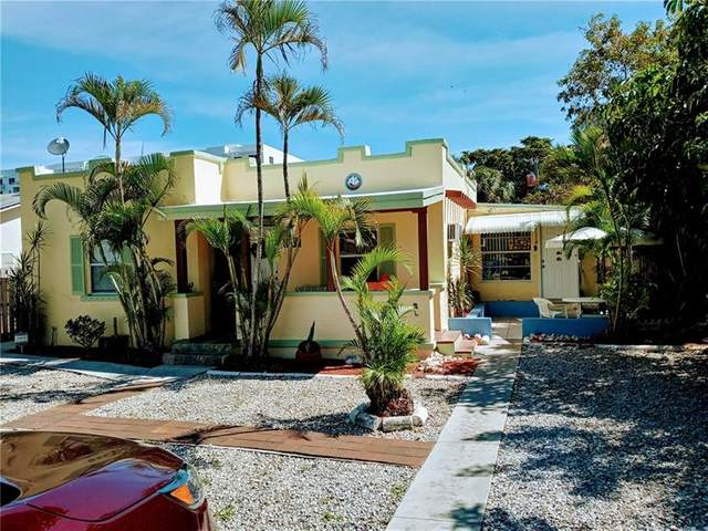 206 NE 19th Ave, Pompano Beach, FL 33060 (#F10274608) :: Posh Properties