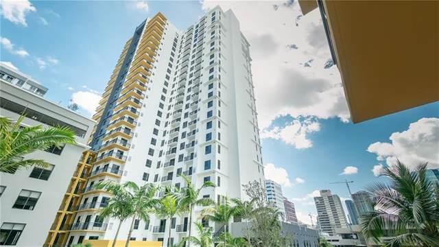 120 NE 4th St S-705, Fort Lauderdale, FL 33301 (MLS #F10274616) :: Dalton Wade Real Estate Group