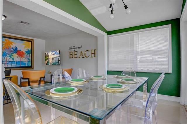 2234 Roosevelt St, Hollywood, FL 33020 (#F10274701) :: Posh Properties