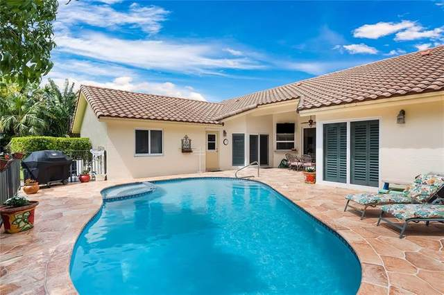 8568 NW 52nd Pl, Coral Springs, FL 33067 (MLS #F10274748) :: The Paiz Group