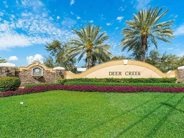 65 Deer Creek Rd H-106, Deerfield Beach, FL 33442 (#F10274798) :: Ryan Jennings Group