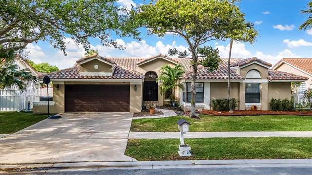 10761 NW 18th Ct, Plantation, FL 33322 (MLS #F10275052) :: The Jack Coden Group