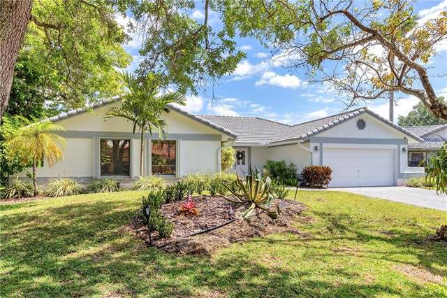 5011 NW 89th Way, Coral Springs, FL 33067 (MLS #F10275110) :: The Paiz Group
