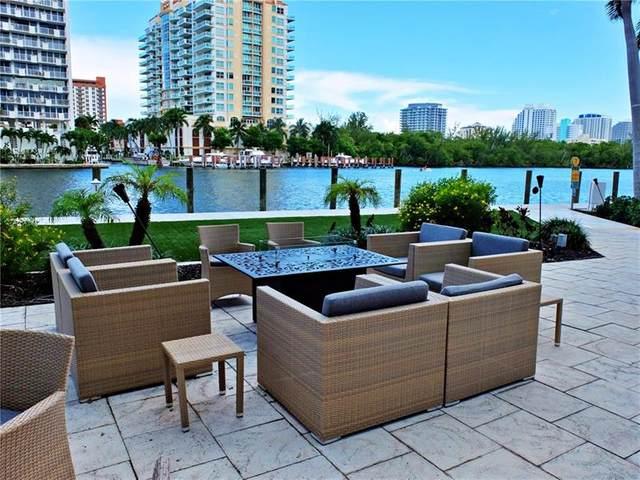 2670 E Sunrise Blvd #409, Fort Lauderdale, FL 33304 (#F10275125) :: Dalton Wade