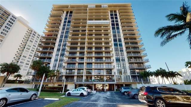 3031 N Ocean Blvd #901, Fort Lauderdale, FL 33308 (#F10275132) :: The Rizzuto Woodman Team