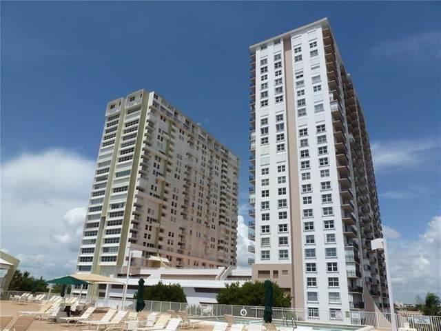 111 Briny Ave #903, Pompano Beach, FL 33062 (#F10275217) :: Baron Real Estate