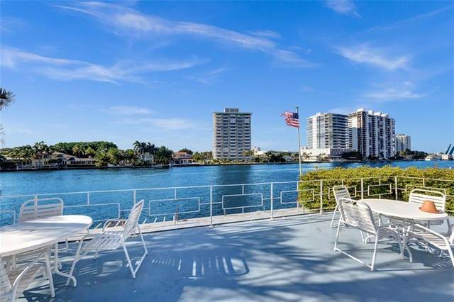 741 Bayshore Dr 35N, Fort Lauderdale, FL 33304 (#F10275238) :: The Rizzuto Woodman Team