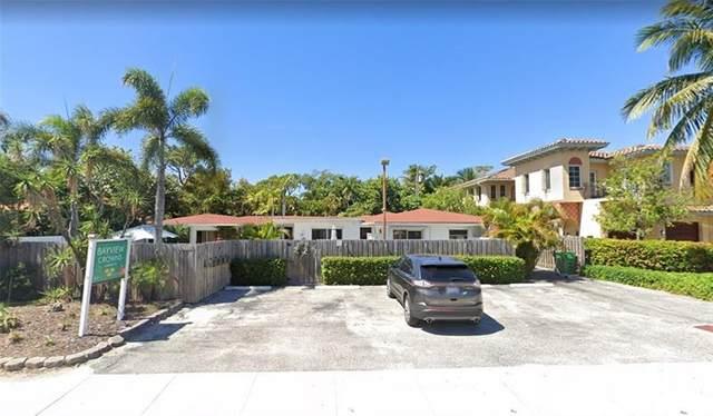 1411 Bayview Dr, Fort Lauderdale, FL 33304 (#F10275251) :: Michael Kaufman Real Estate