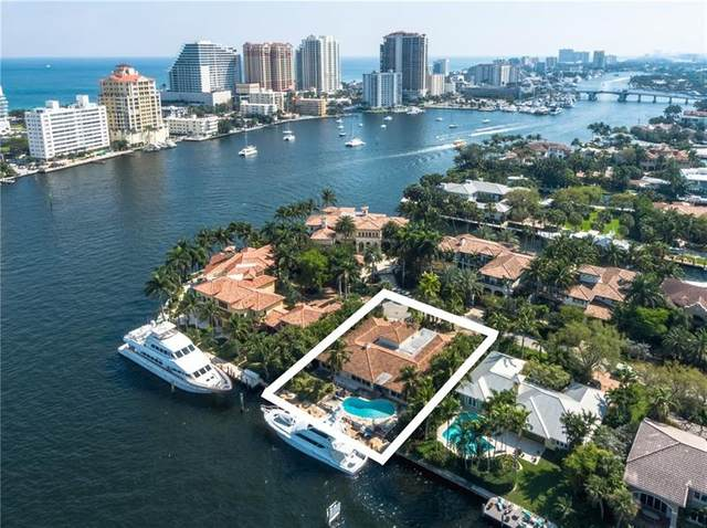 2701 Aqua Vista Blvd, Fort Lauderdale, FL 33301 (#F10275257) :: Michael Kaufman Real Estate