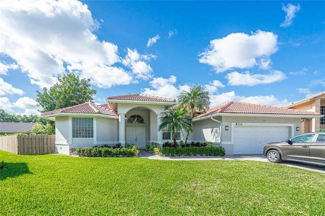 4111 NW 66th Ter, Coral Springs, FL 33067 (#F10275298) :: Michael Kaufman Real Estate