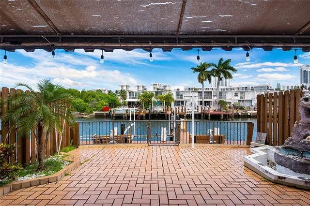 1016 NE 25th Ave #141, Hallandale Beach, FL 33009 (#F10275343) :: The Rizzuto Woodman Team
