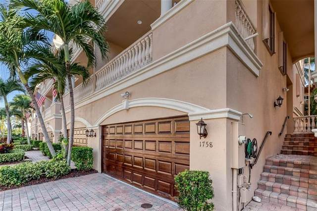 1758 Bay Dr #12, Pompano Beach, FL 33062 (MLS #F10275395) :: Berkshire Hathaway HomeServices EWM Realty