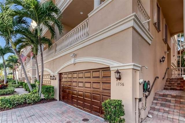 1758 Bay Dr #12, Pompano Beach, FL 33062 (MLS #F10275395) :: Berkshire Hathaway HomeServices EWM Realty