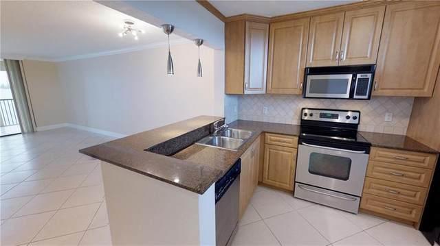 110 Lake Emerald Drive #407, Oakland Park, FL 33309 (#F10275457) :: Baron Real Estate