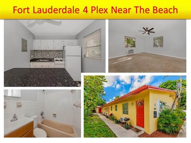 316 SW 15th St, Fort Lauderdale, FL 33315 (MLS #F10275496) :: The Jack Coden Group