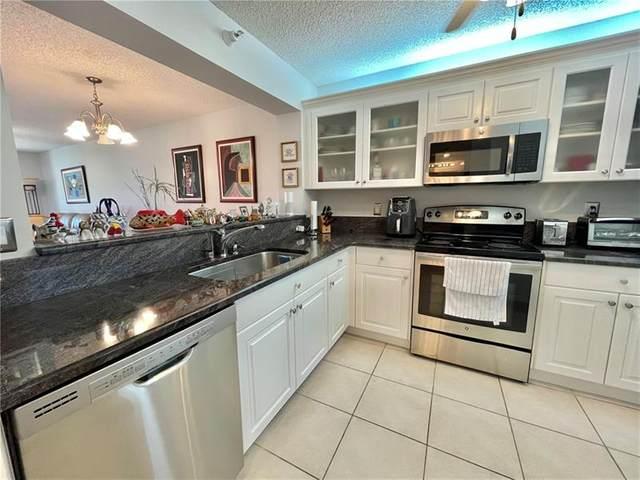 7763 Southampton Ter #302, Tamarac, FL 33321 (MLS #F10275535) :: Green Realty Properties