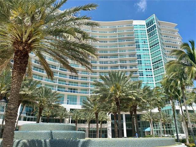 1 N Ocean Blvd #201, Pompano Beach, FL 33062 (#F10275543) :: Signature International Real Estate
