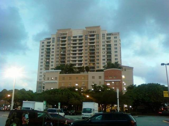 3232 Coral Way #309, Coral Gables, FL 33145 (MLS #F10275588) :: The Howland Group