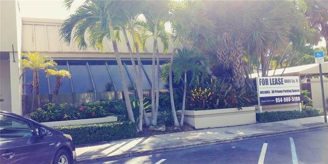 3100 E Commercial Blvd, Fort Lauderdale, FL 33308 (MLS #F10275592) :: Green Realty Properties