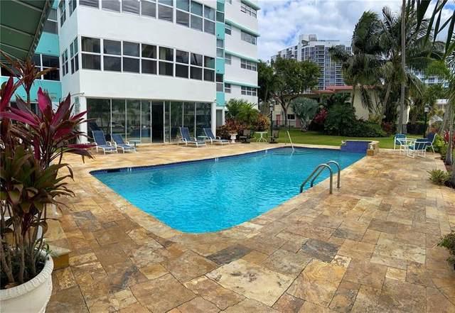 3200 NE 29th St #302, Fort Lauderdale, FL 33308 (#F10275632) :: Posh Properties