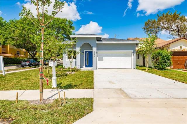 2353 Douglas St, Hollywood, FL 33020 (MLS #F10275647) :: The Jack Coden Group