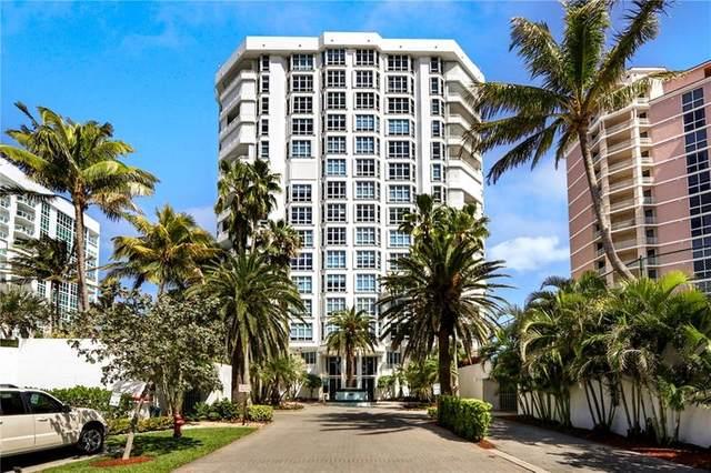 1440 S Ocean Blvd 15D, Lauderdale By The Sea, FL 33062 (#F10275681) :: Ryan Jennings Group