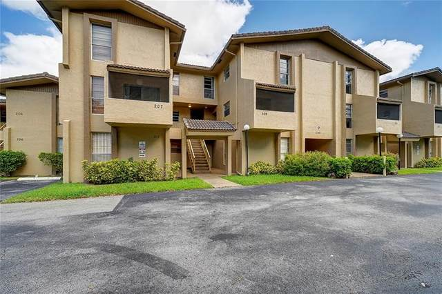 11101 Royal Palm Blvd #209, Coral Springs, FL 33065 (MLS #F10275701) :: The Howland Group