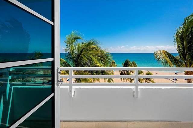 101 S Fort Lauderdale Beach Blvd #408, Fort Lauderdale, FL 33316 (#F10275718) :: The Rizzuto Woodman Team