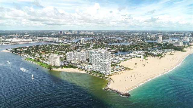 2100 S Ocean Ln #1707, Fort Lauderdale, FL 33316 (#F10275735) :: Ryan Jennings Group