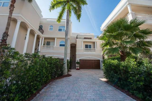 1768 N Bay Dr #1768, Pompano Beach, FL 33062 (MLS #F10275866) :: Berkshire Hathaway HomeServices EWM Realty