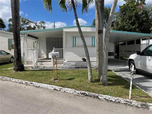 8725 SW 15th St, Davie, FL 33324 (#F10275894) :: Posh Properties